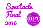 Spectacle Final DARC 2016